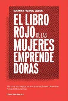 el libro rojo de las mujeres emprendedoras-guernica facundo vericat-9788493950712