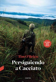 Ebook epub descarga gratis italiano PERSIGUIENDO A CACCIATO de TIM O BRIEN