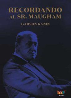 Padella.mx Recordando Al Sr. Maugham Image