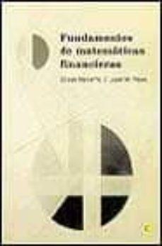 Descargar FUNDAMENTOS DE MATEMATICAS FINANCIERAS gratis pdf - leer online
