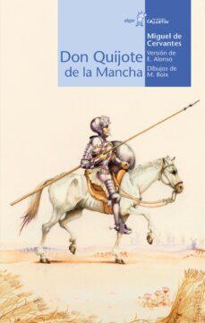 don quijote de la mancha-miguel de cervantes saavedra-9788495722812