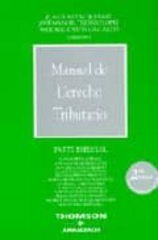 Cdaea.es Manual De Derecho Tributario: Parte Especial (2ª Ed.) Image