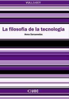 Ojpa.es La Filosofia De La Tecnologia (Vull Saber) Image