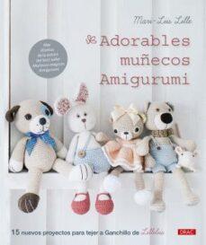 Ebooks con audio descarga gratuita ADORABLES MUÑECOS AMIGURUMI ePub PDF MOBI