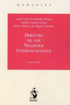 Comercioslatinos.es Derecho De Los Negocios Internacionales (6ª Ed.) Image