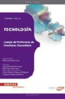 Titantitan.mx Cuerpo De Profesores De Enseñanza Secundaria Tecnologia: Temario Vol. Iv Image