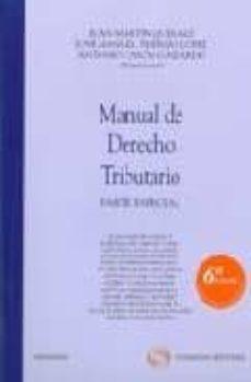 Geekmag.es Manual Derecho Tributario: Parte Especial (6ª Ed.) Image