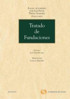 tratado de fundaciones 1ª ed-rafael de lorenzo-9788499036212