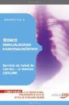 Concursopiedraspreciosas.es Tecnico Especialista En Radiodiagnostico. Servicio De Salud De Ca Stilla-la Mancha (Sescam). Temario Vol. Ii Image