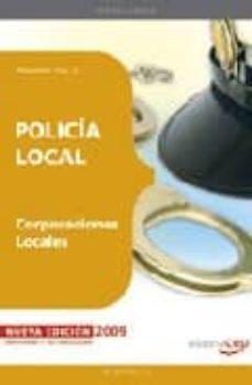 Geekmag.es Policia Local: Temariovol. Ii. Image