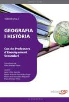 Enmarchaporlobasico.es Cos De Professors D´ensenyament Secundari.geografia I Historia.te Mari Vol. 1 Image