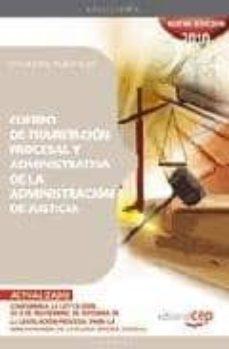Valentifaineros20015.es Cuerpo De Tramitacion Procesal Y Administrativa De La Administrac Ion De Justicia: Supuestos Practicos Image