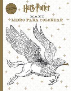 Trailab.it Harry Potter Maxi Libro Para Colorear Image