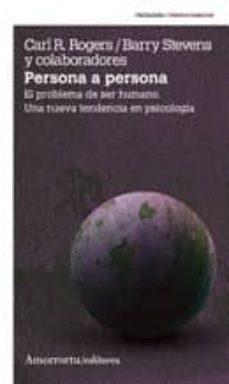 persona a persona-carl r. rogers-barry stevens-9789505181612