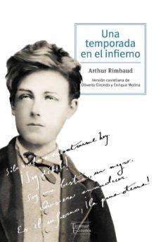 Pdf ebook para descargar UNA TEMPORADA EN EL INFIERNO de ARTHUR RIMBAUD en español RTF FB2