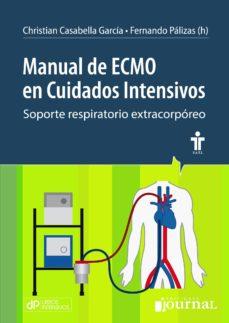 Descargar libros gratis para iphone 5 MANUAL DE ECMO EN CUIDADOS INTENSIVOS