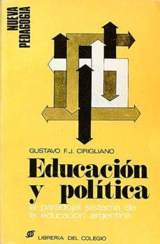 Encuentroelemadrid.es Educación Y Política Image