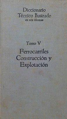 Curiouscongress.es Ferrocarriles, Construcción Y Explotación Image
