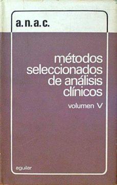 Alienazioneparentale.it Métodos Seleccionados De Análisis Clínicos. Volumen V Image