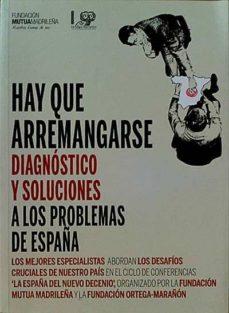 Enmarchaporlobasico.es Hay Que Arremangarse. Diagnóstico Y Soluciones A Los Problemas De España Image