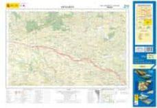 974-2 mapa henares (1:25000)-8423434097422