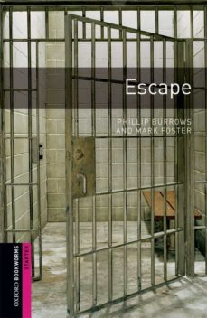 escape (obstart: oxford bookworms starters)-9780194234122
