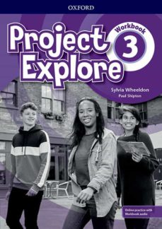 Ebook pdf torrent descargar PROJECT EXPLORE 3 WORKBOOK PACK 9780194256322 (Spanish Edition)