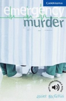 Descarga gratuita de libros de calidad. EMERGENCY MURDER (LEVEL 5) de JANET MCGIFFIN in Spanish