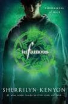 infamous: chronicles of nick (series: chronicles of nick, no. 3)-sherrilyn kenyon-9781250002822