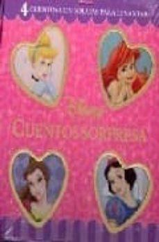 Geekmag.es Levanta Tapitas (4 Libros De Carton En Estuche) (Disney Princesa) Image