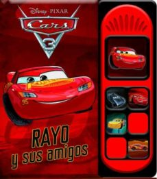 Mrnice.mx Cars, 3 Libro Musical 7 Botones Image
