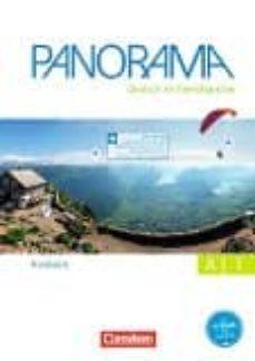 Descargar ebooks joomla PANORAMA A1: LIBRO DE CURSO 9783061204822 de   (Literatura española)