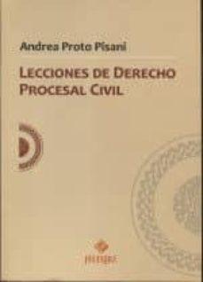 Lofficielhommes.es Lecciones De Derecho Procesal Civil Image