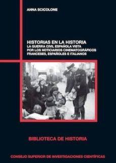 historias en la historia (ebook)-anna scicolone-9788400100322