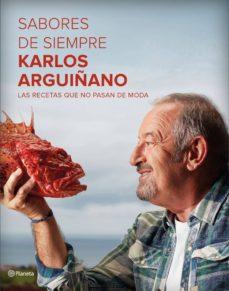 pack sabores de siempre-karlos arguiñano-9788408172222