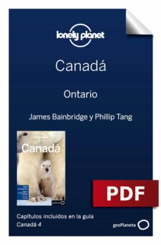 canadá 4. ontario (ebook)-korina miller-phillip tang-9788408189022