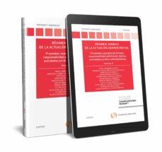 Descargar CIVITAS: REGIMEN JURIDICO DE LA ACTUACION ADMINISTRATIVA, VOL. II gratis pdf - leer online