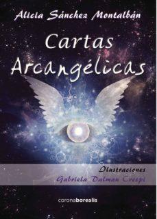cartas arcangélicas-alicia sanchez montalban-9788415465522