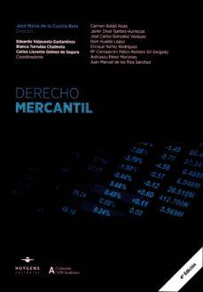 derecho mercantil-eduardo maria valpuesta gastaminza-9788415663522