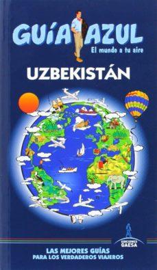 Bressoamisuradi.it Uzbekistan 2014 (Guia Azul) Image