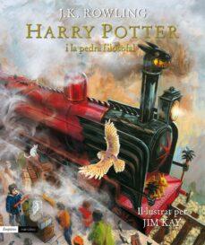 Permacultivo.es Harry Potter I La Pedra Filosofal (Edicio Il·lustrada) Image