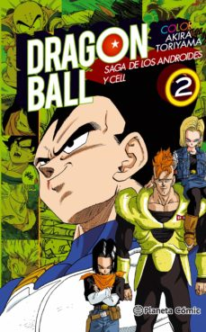 Titantitan.mx Dragon Ball Color Cell Nº02/06 Image
