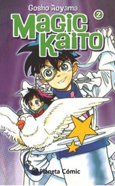 magic kaito nº 02-gosho aoyama-9788416543922