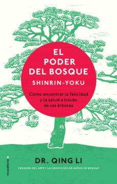 el poder del bosque. shinrin-yoku (ebook)-li qing-9788417092122