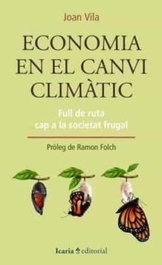 economia en el canvi climatic-joan vila-9788418826122