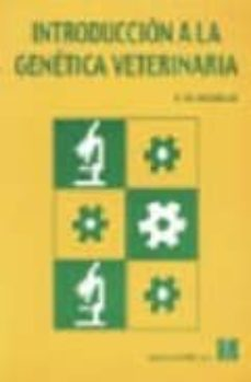 Descargas gratuitas de audiolibros en cd INTRODUCCION A LA GENETICA VETERINARIA 9788420008622 (Literatura española)