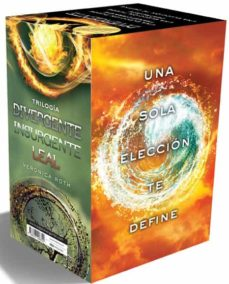 Descargas libros pdf CAJA TRILOGIA DIVERGENTE 9788427208322