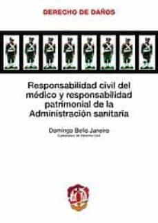 Encuentroelemadrid.es Responsabilidad Civil Del Medico Y Responsabilidad Patrimonial De La Administracion Sanitaria Image