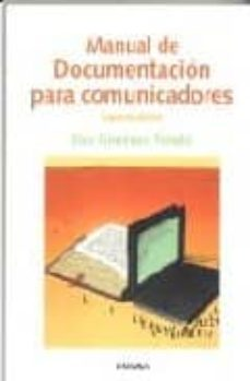 Javiercoterillo.es Manual De Documentacion Para Comunicadores (2ª Ed.) Image