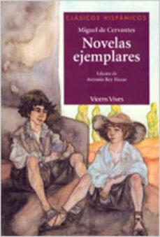 Libro de texto descarga de libros electrónicos gratis NOVELAS EJEMPLARES (ESO, MATERIAL AUXILIAR) 9788431672522 de MIGUEL DE CERVANTES SAAVEDRA